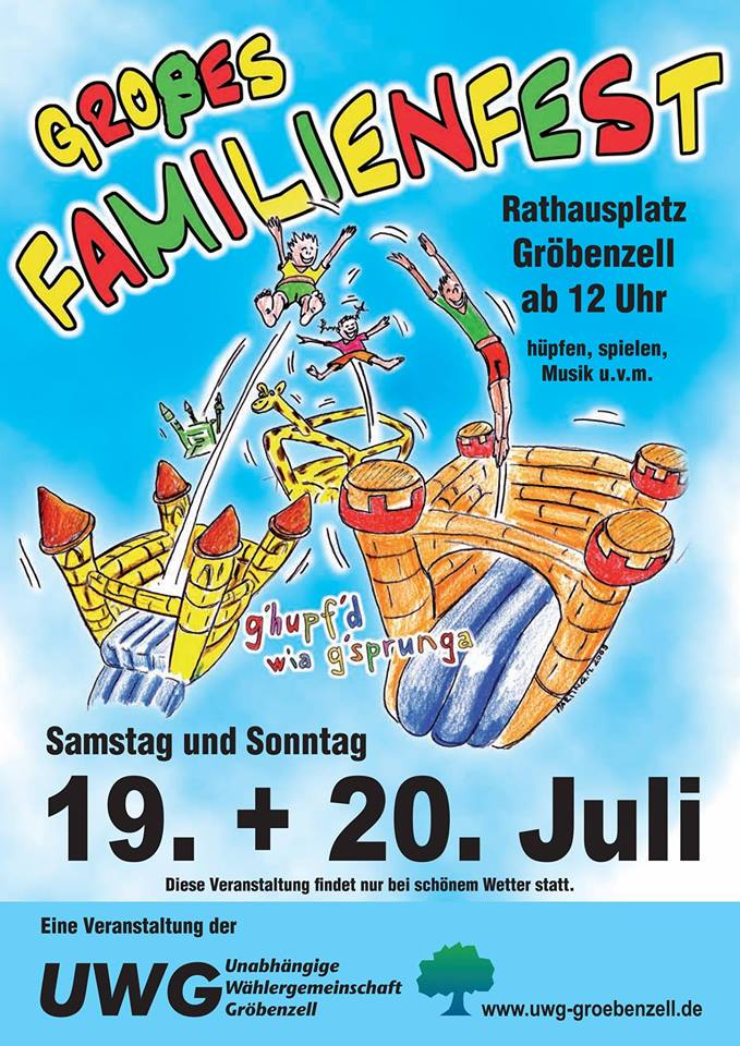 Familienfest 2014