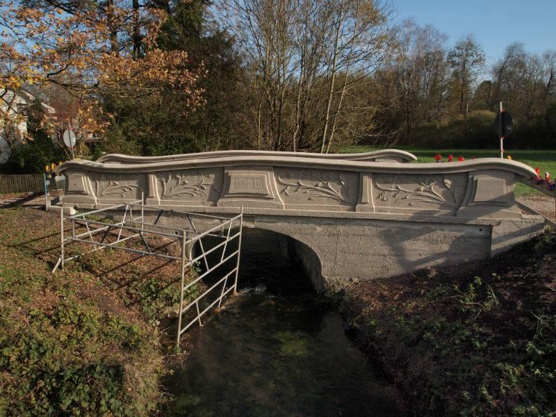 Sanierungprojekt Russenbrücke