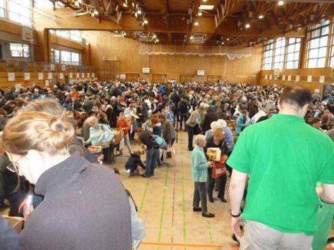 Bayerns grösster Bücherflohmarkt