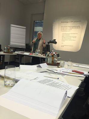 BVS: Bauplanungsrecht für Bauausschussmitglieder