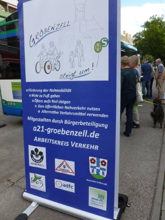 """Gröbenzell steigt um – unser """"832er"""""""