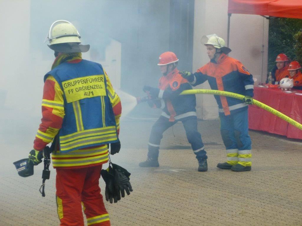 Tag der offenen Tür bei der Gröbenzeller freiwilligen Feuerwehr