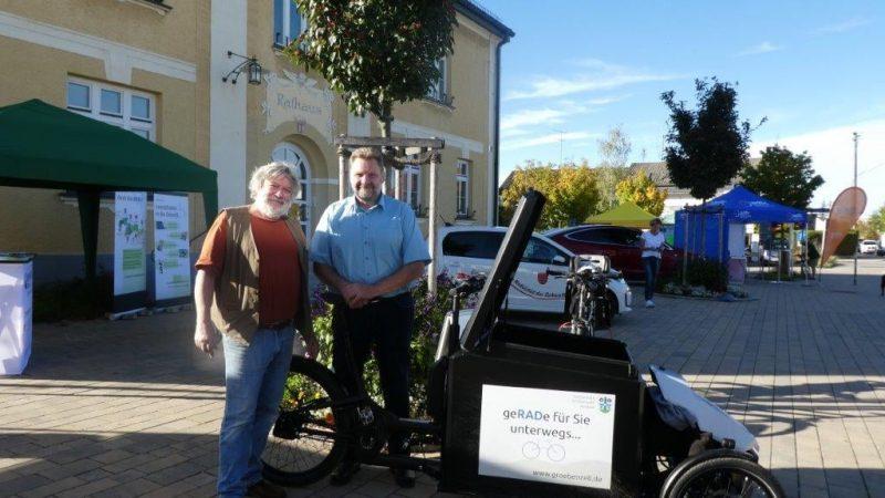 E Mobilität Ausstellung der Westallianz