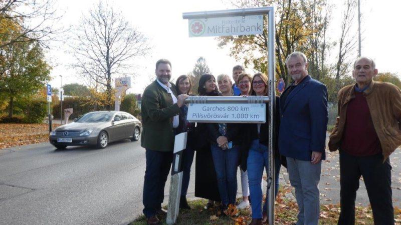 25 Jahre Städtepartnerschaft Garches