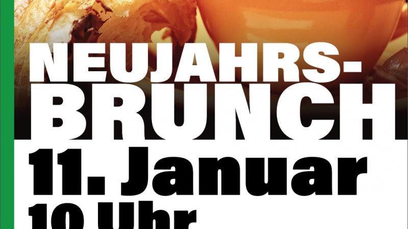 Neujahrs-Brunch